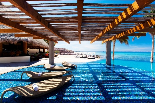 La Paz is a peaceful city on the Baja peninsula's Sea of Cortez coastline. A popular destination for Canadians with weather above 20 C and 340 days of sunshine per year, La Paz also has one of the lowest crime rates in Mexico for a city of its size of 251,870 citizens.