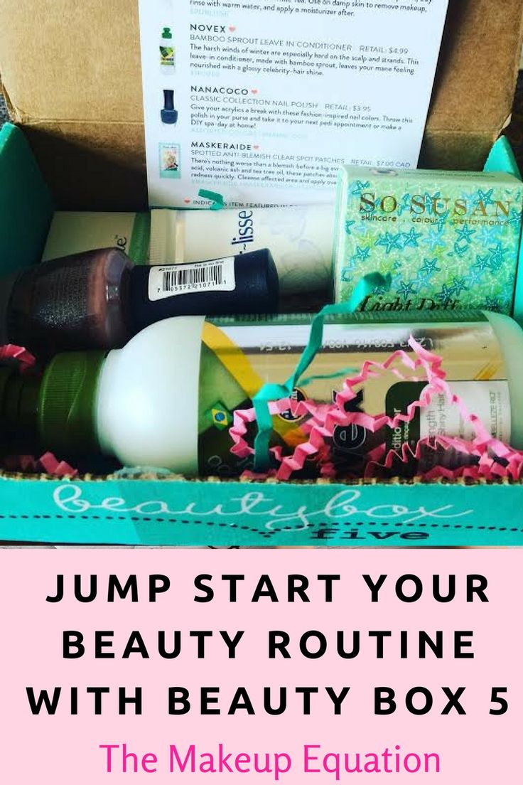 49 best subscription boxes images on pinterest makeup fandeluxe Choice Image