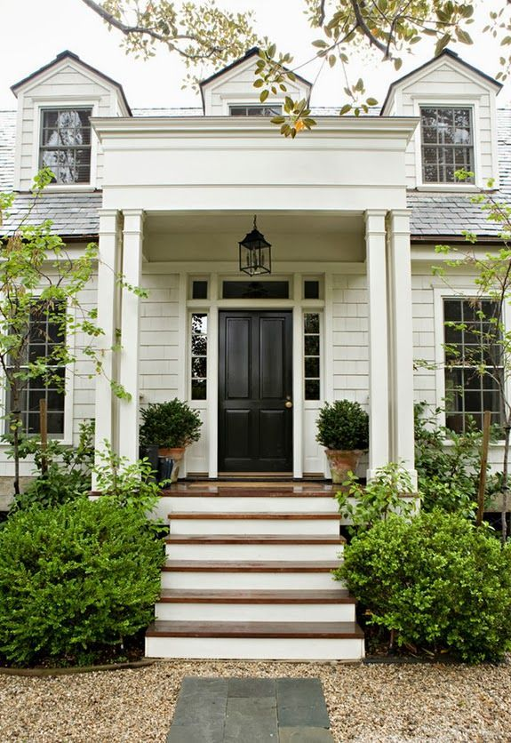 302 Best Images About Front Facade Kerb Appeal On Pinterest: 101 Best Portico Possibilities Images On Pinterest