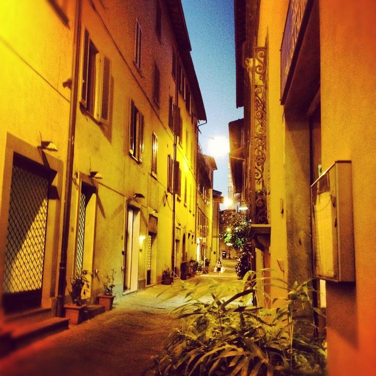Via Panciatichi Pistoia | @giamma72