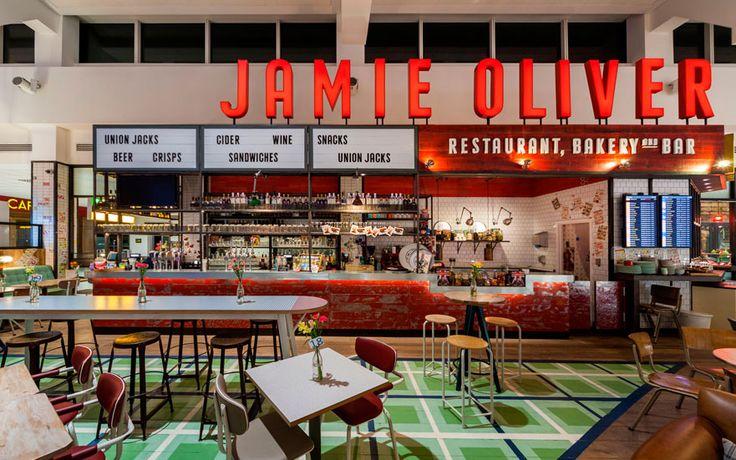 JAMIE'S ITALIAN GATWICK, CALIDAD EN UN AEROPUERTO