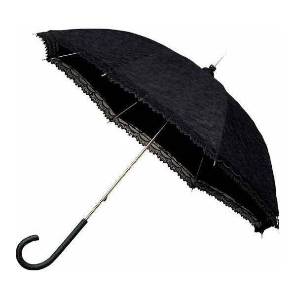 Victorian Black Lace Umbrella ($22) ❤ liked on Polyvore featuring accessories, umbrellas, lace umbrella and victorian umbrella