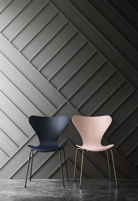 The Series 7 Chair by Fritz Hansen is available at Haute Living! Come see it now on our showroom floor. #chicago #seating #hauteliving  Liked by Woadden Nash Interiors www.woadden-nash.com