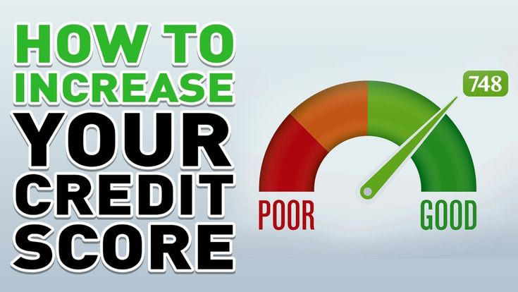 Increase your score in record time improve your credit
