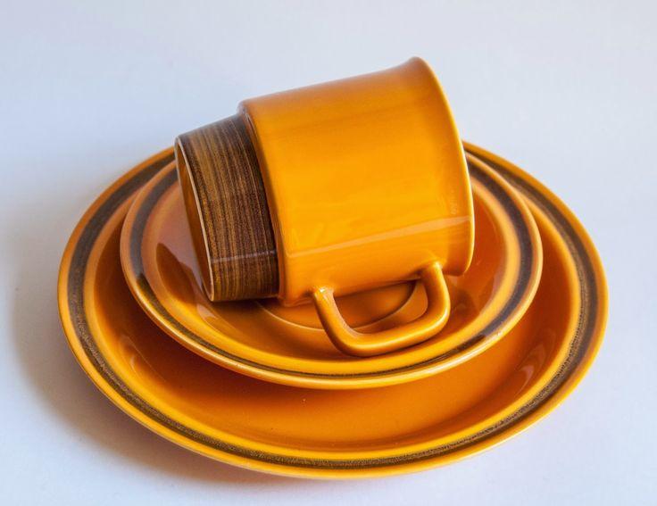 """""""Unique"""" fra Egersund. Designet av Kaare Blokk Johansen i Produksjon fra 1971-76."""