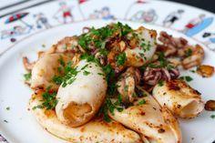Les 146 meilleures images du tableau cuisine express sur pinterest accompagnements cuisines - Chipirons a la plancha ...