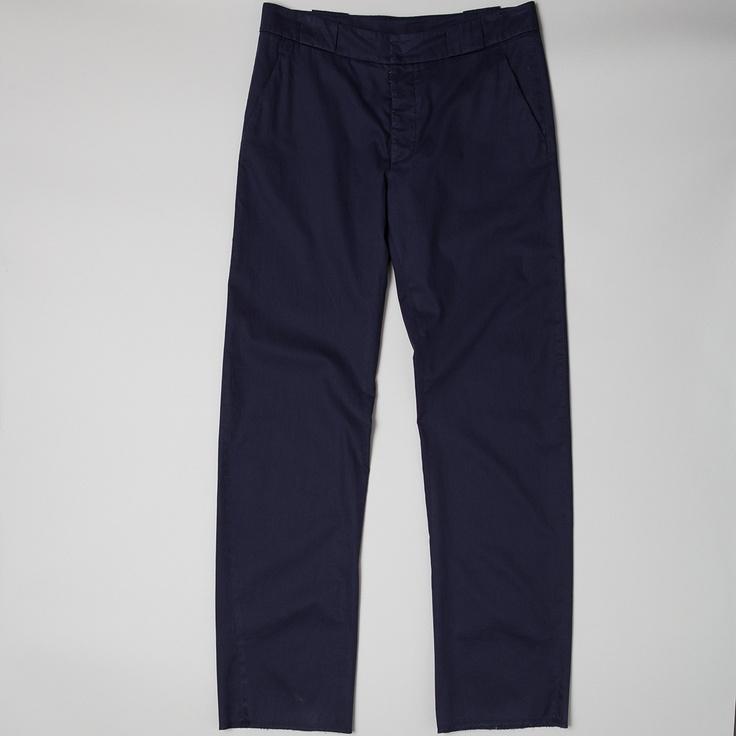 Stretch Cotton Pants Spring/summer Maison Martin Margiela r4TXKr0Y6