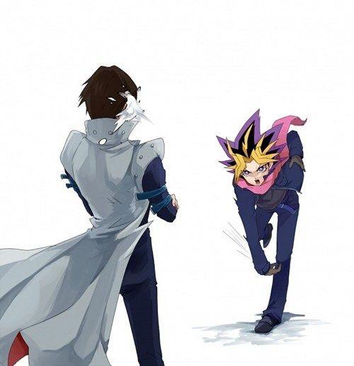 Lucifer Yugioh: 13 Best Yusei Fudo X Judai Yuki