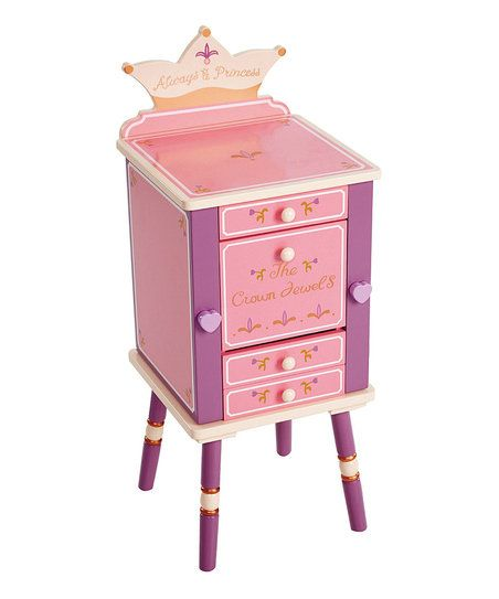 Levels of Discovery Princess Jewelry Cabinet | zulily