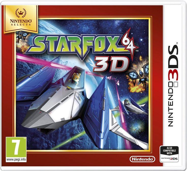 Amazon.com: STAR FOX 64 -NITENDO 3DS-: Nintendo: Video Games