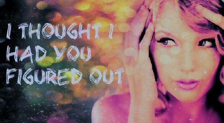 Taylor Swift~Haunted