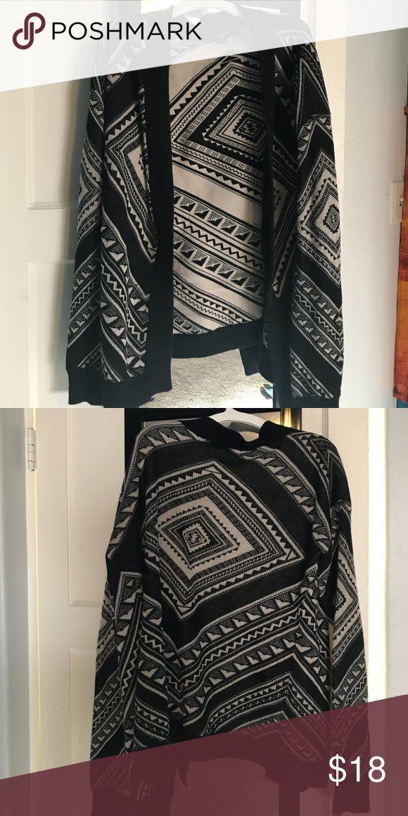 Spotted while shopping on Poshmark: Tribal Print cardigan! #poshmark #fashion #shopping #style #Sweaters