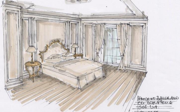 klassische möbel inneneinrichtung - küche, wohnzimmer, Hause ideen