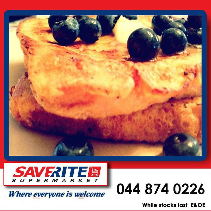 Have a look at this lovely fluffy french toast recipe by clicking here http://on.fb.me/1m5jLhr. #groceries #supermarket #breakfast