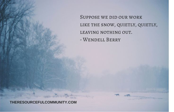 One of my favorite Wendell Berry poems.  #poetry #work #wendellberry