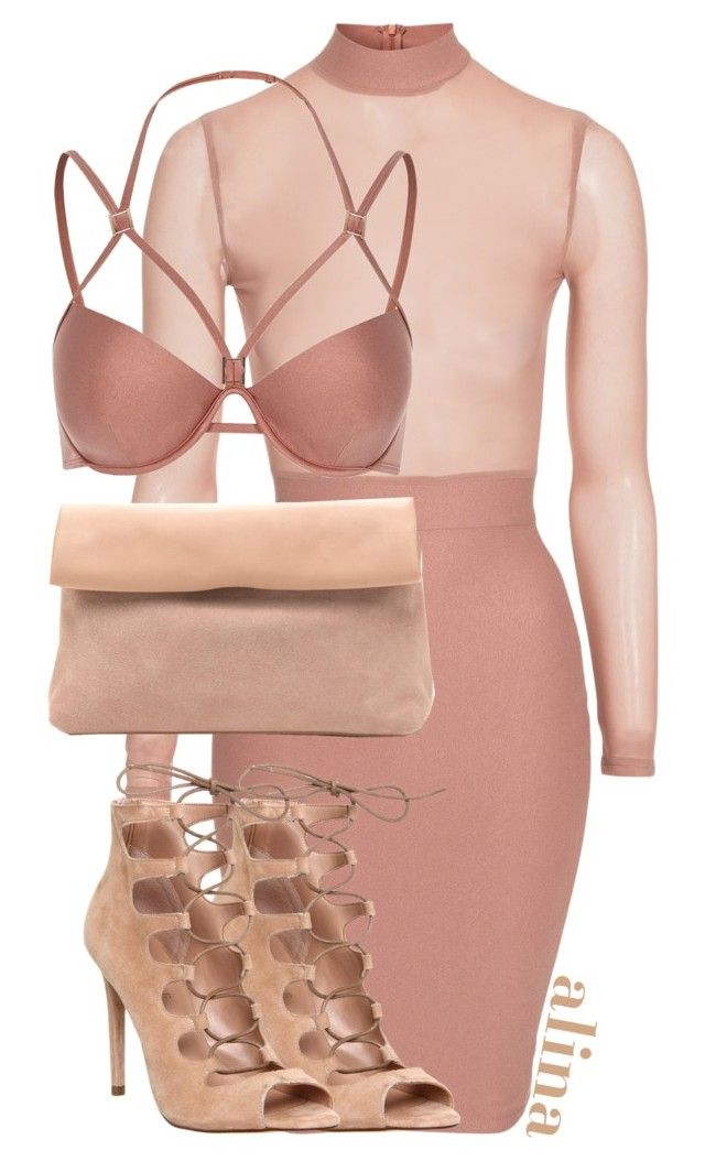"""$"" by alinahartikainen ❤ liked on Polyvore featuring River Island and Office"