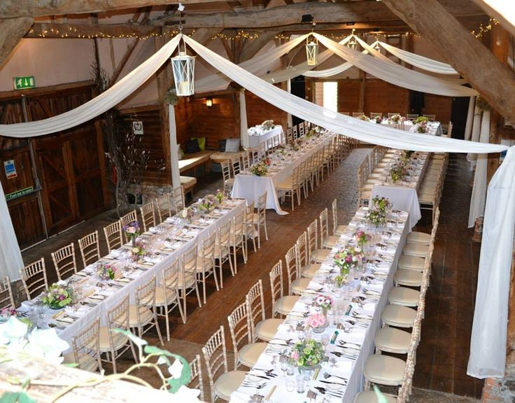 The Perfect Winter Wedding Venues In Oxfordshire