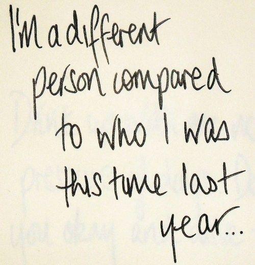. . . it's true.  I'm not sure if it's a good thing, but it's a true thing.