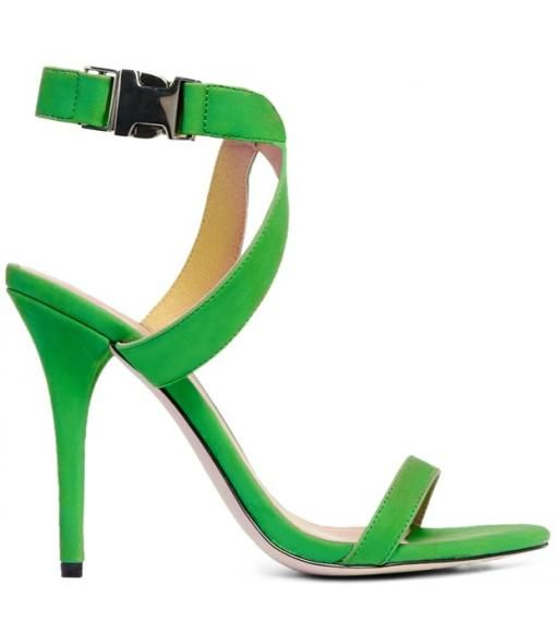 HIGHLAND Heeled Sandals @Pascale De Groof