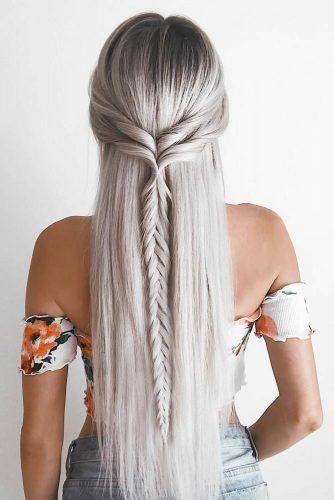30 coolste lange Haarschnitte für jede Länge und Textur