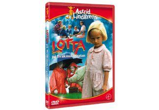 Lotta på bråkmakargatan Barn DVD