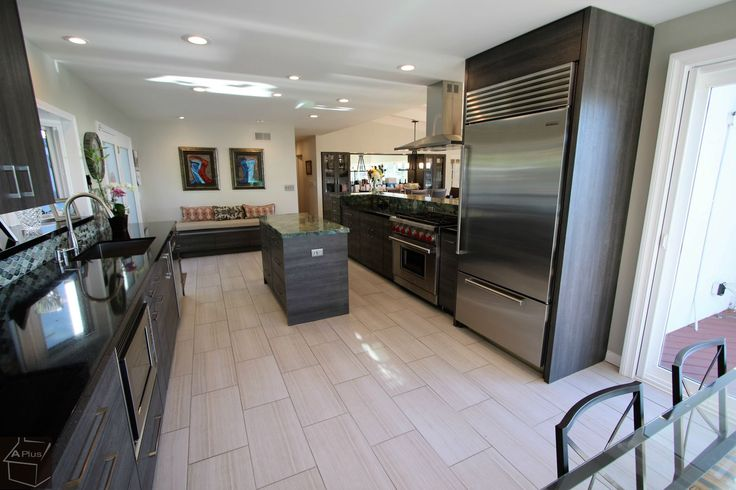 Contemporary modern kitchens, Laguna beach and Orange county on