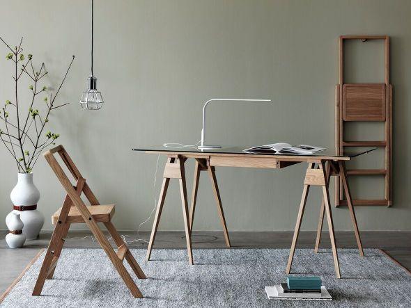 Arco Schreibtisch Von Design House Stockholm By Design Bestseller