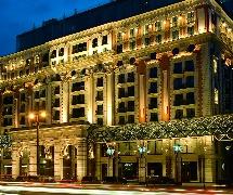 Ritz-Carlton in St Petersburg, Russia.