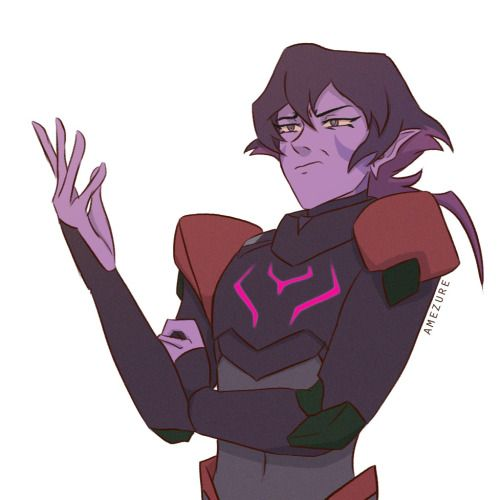 CAN YOU PLEASE DRAW KROLIA DOING THE LIN BEIFONG... - Lone Gen Sailboat in a Sea of Ships