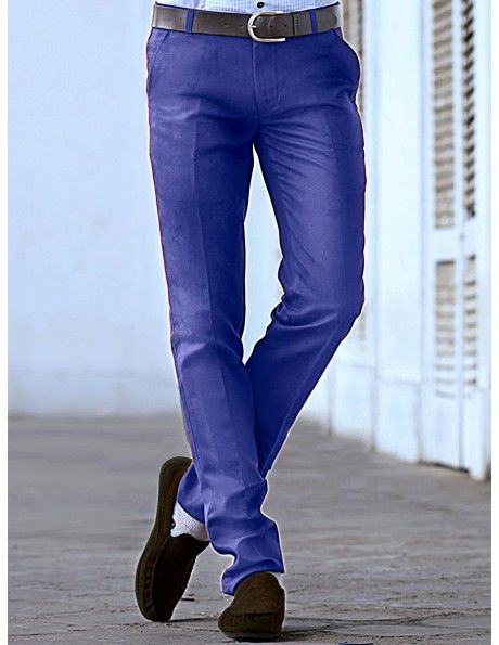 Buy Royal Blue Pants Online. http://www.bharatplaza.com/mens-wear/trousers.html