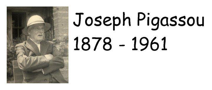 Joseph PIGASSOU (1878 Narbonne -1961 Mas-Grenier)