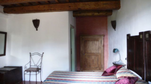 medieval room on the groundfloor at Alla Madonna del Piatto Assisi B&B, Vacation rental