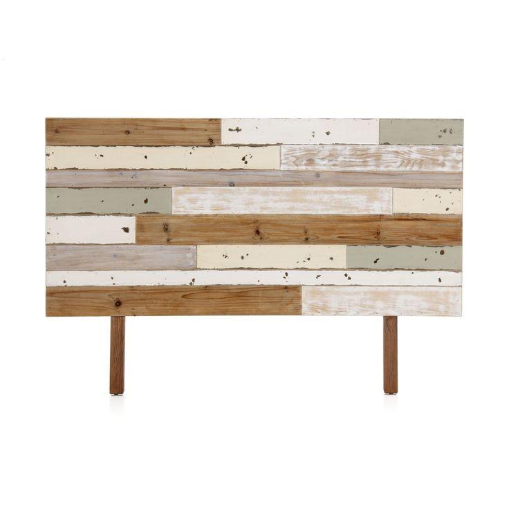 Tete de lit 170cm Multicolor clair - Used - Tiroirs et têtes de lit - Les lits - Chambre - Décoration d'intérieur - Alinéa