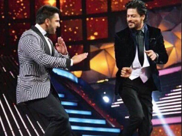 Ranveer Singh has the best reply to Shah Rukh Khan's 'padded underwear' comment