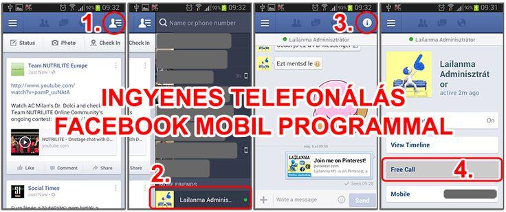 Mostantól a magyarok is ingyen telefonálhatnak a Facebookkal - MindenegybenBlog