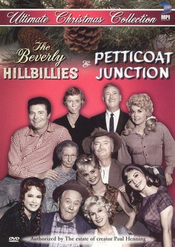 The Beverly Hillbillies/Petticoat Junction: Ultimate Christmas Collection [DVD]