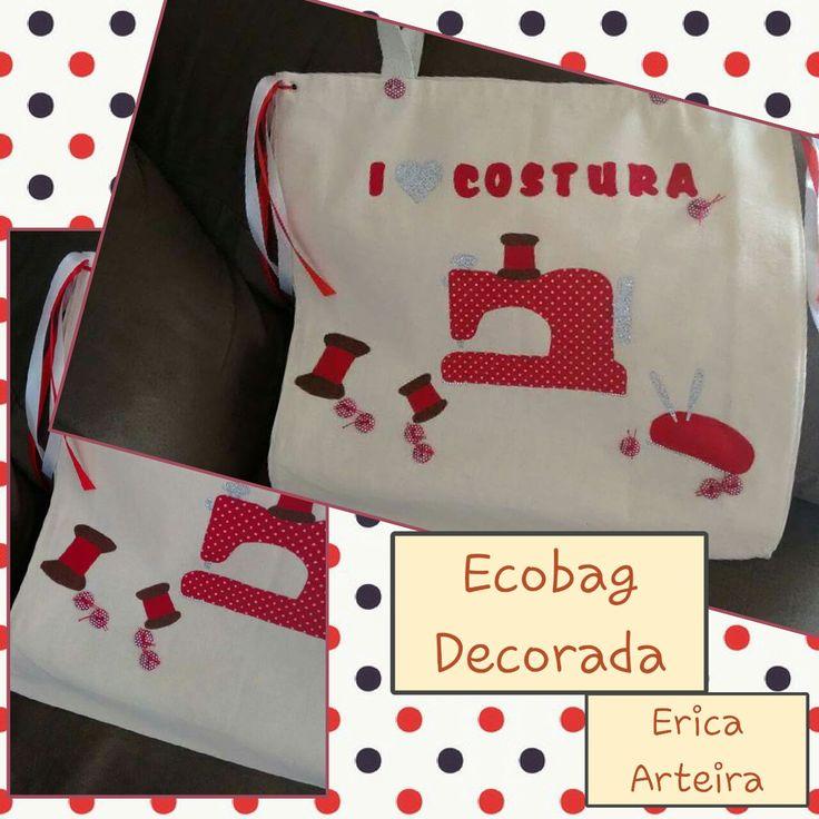 Ecobag costura