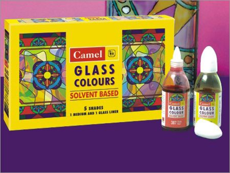 Solvent based colours craft art supplies pinterest for Solvent based glass paint