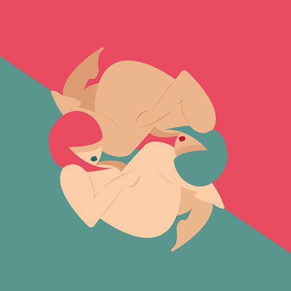 Giada Gunetti - Dee Doppie - illustration