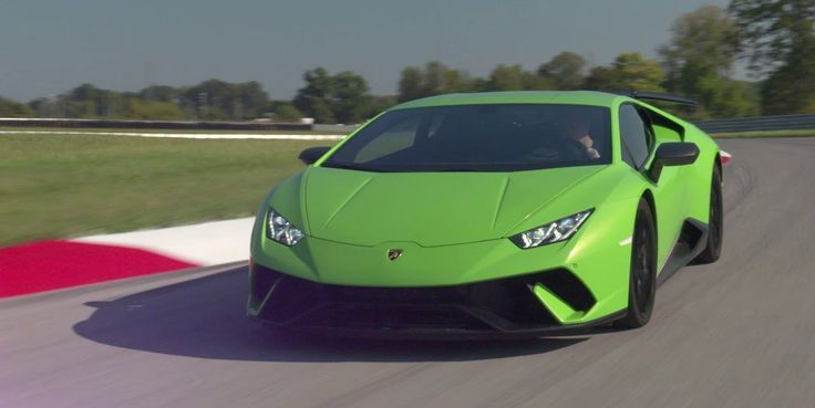 What Makes the Huracan Performante the Best