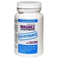 Magnez dla Aktywnych Cytrynian