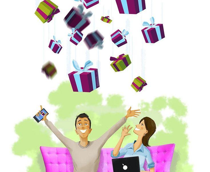 En 2016 hemos llenado el blog de regalos con más de 50 sorteos