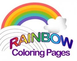 What Are Kids Favorite Coloring Printables Rainbow Pages