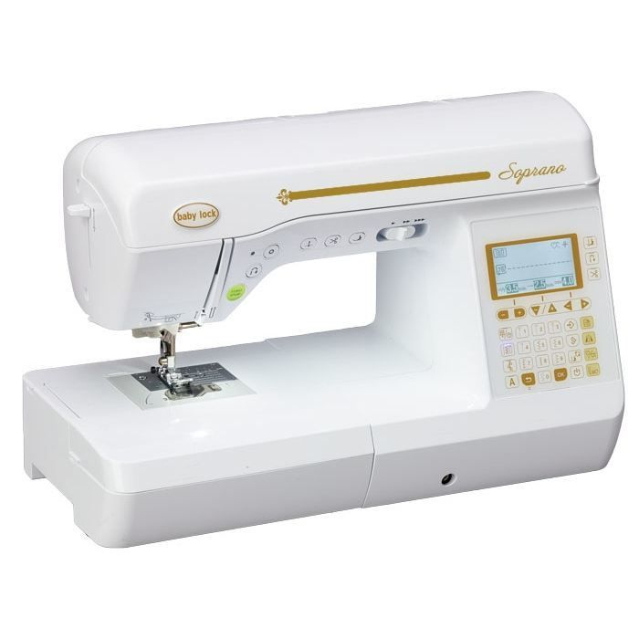 Check out the deal on Babylock BLMSP Soprano Sewing Machine at Sewing Parts Online