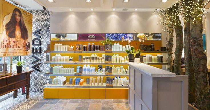 Aveda Salon and Spa Design