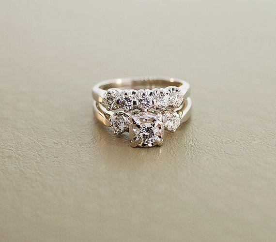 5 gorgeous vintage engagement rings! Rustic Folk Weddings