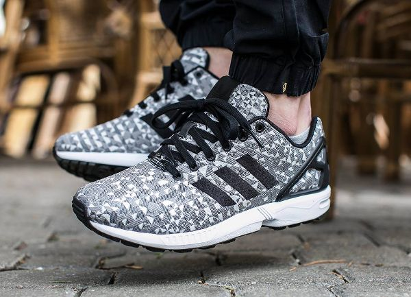 Adidas ZX Flux Weave Solid Grey post image