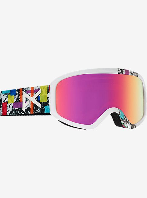 Shop the anon. Insight Goggle along with more Women's Snowboard and Ski Goggles from Winter 16 at Burton.com