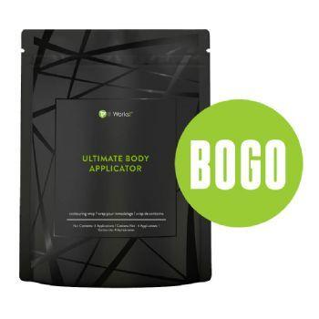 Body Wrap! Mit den BOGO-Wraps! NUR 2 TAGE LANG! Das beste Angebot (Buy One, Get One) kommt zum Schluss! Beim Kauf einer Packung Wraps erhaltet ihr NUR vom 28. bis zum 30. Juli eine weitere Packung OHNE AUFPREIS!