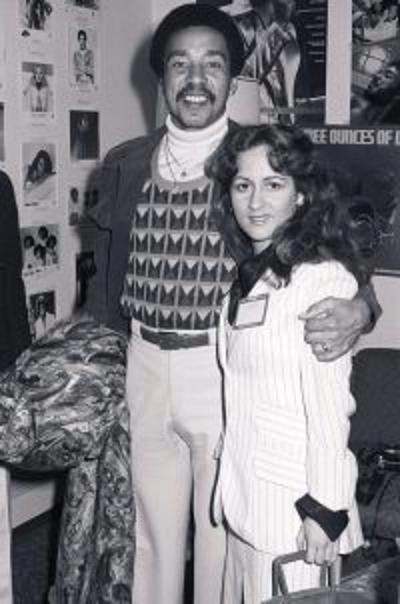 Smokey Robinson with Teena Marie
